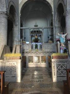 Chiesa Collegiata Interno