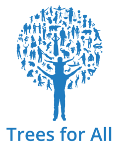 Logo Trees for All sustainability tourism